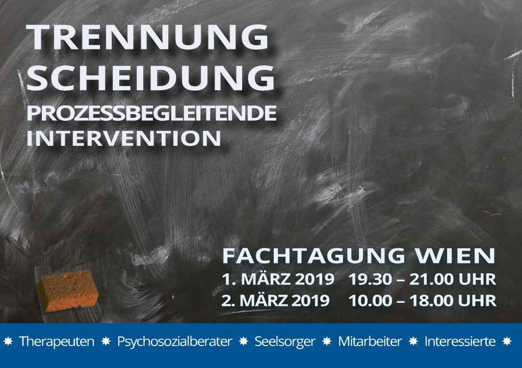 Flyer Fachtagung Weisses Kreuz Österreich